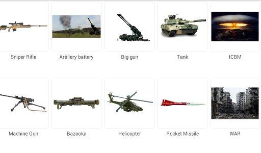 Silah sesleri