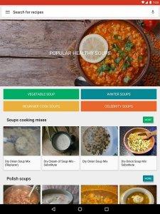 Soup Recipes Free