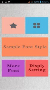 Teenager Font Style
