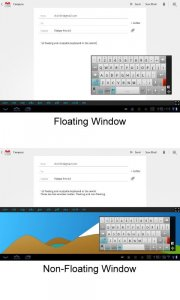 TSwipe-Pro keyboard