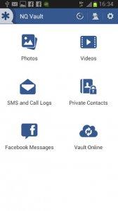 Vault-Hide SMS,Pics & Videos,App Lock,Cloud backup