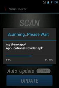 Virus Seeker Mobile Security