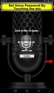 Voice Phone Unlocker