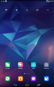 ZERO Launcher for Android - HD Theme, Super 3D