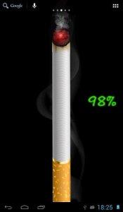 Cigarette - Battery, wallpaper