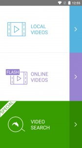 Dolphin Video - Flash Player For Android