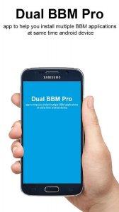 Dual BBM Pro