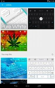 GO Keyboard 2015