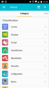 HiFont - Cool Font Text Free + Galaxy FlipFont
