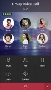 JioChat: HD Video Call