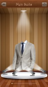 Men Suits : Photo Montage