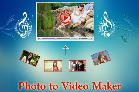 Photo To Video With Music Make