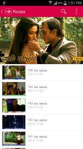 Roopa - Sri Lanka TV Shows