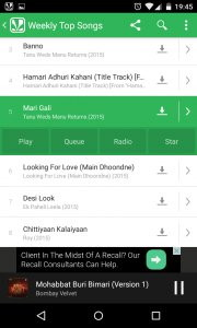 Saavn Music & Radio Android App APK (com saavn android) by