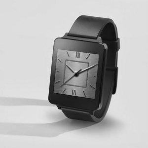 Classic Steel Watch