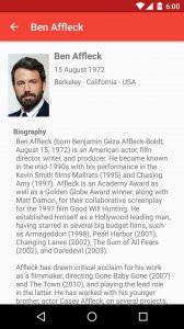WhatMovie - Movie information