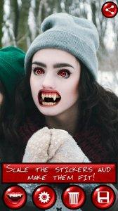 Vampire Yourself Camera Editor