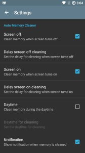 Auto Memory Cleaner | Booster