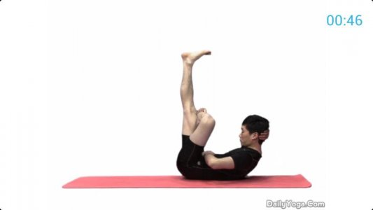 Daily Yoga Abs Advanced (PRO)