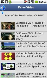 Driver License Test CA