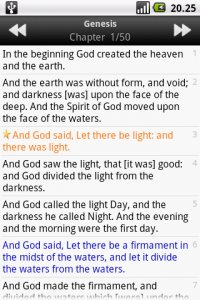 Kjv bible java phoneky