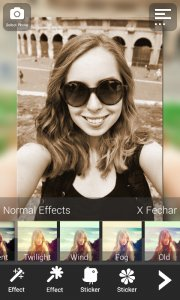 Insta Saquare Photo Effects