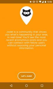 Jodel - Local Chat & Candid Conversations Nearby