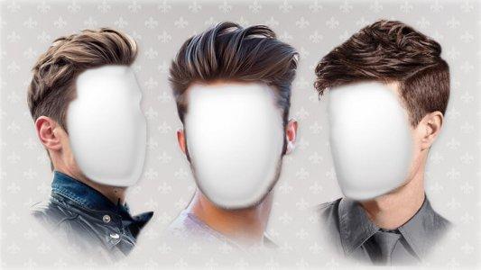 Man Hair Style Photo Editor