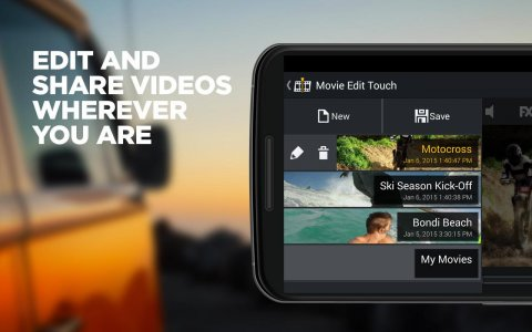 Movie Edit Touch - Video App