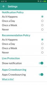 MyPermissions Privacy Cleaner