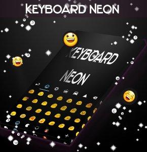 Neon Keyboard Themes Free