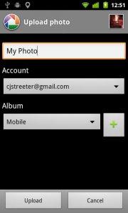Photo Auto Uploader