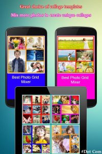 Photo Grid Mixer