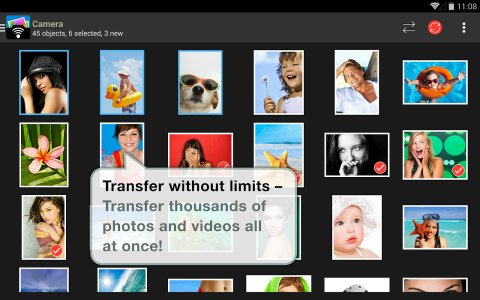 PhotoSync – transfer and backup photos & videos
