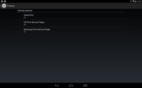 Samsung Print Service Plugin Android App APK (com sec app