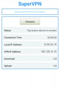 SuperVPN Free VPN Proxy