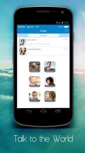 TokensApp - chat messenger