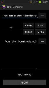 Video Converter ARMv7 Neon