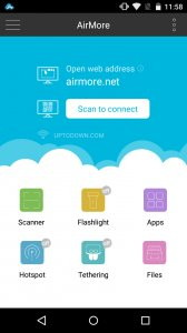 AirMore: File Transfer