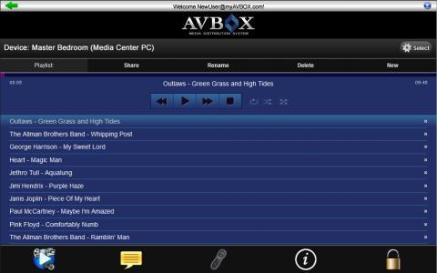 AVBOX Media Center Xbox Remote