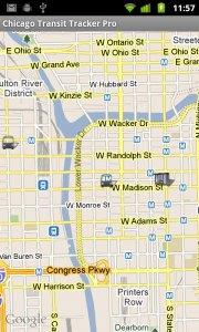 Chicago Transit Tracker Lite