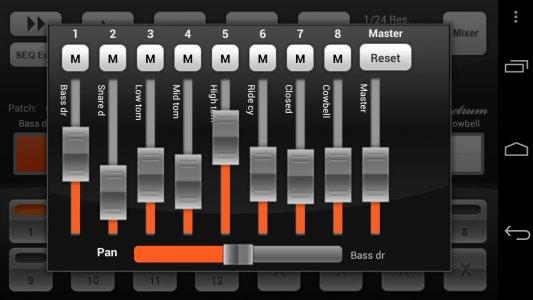 Electrum Drum Machine DEMO