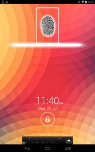 Fingerprint Screen Lock -SMART