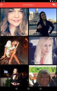 Fotochat - Chat, flirt & date