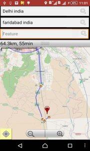 Kostenlos GPS Map