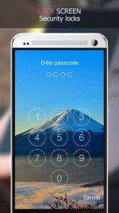 Lock Screen - Keypad lock