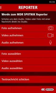 MDR SPUTNIK – Die Radio-App