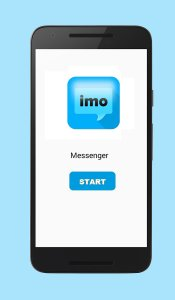 Messenger and chat imo talk