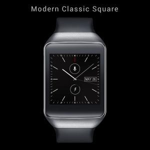 Watch Face - Modern Classics