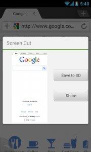 Screen Cut – Best Screenshot Capture & Crop app